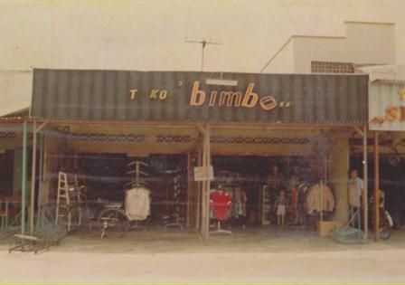 Pembukaan Bimbo