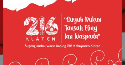 Hari Jadi Klaten by @ypradana22