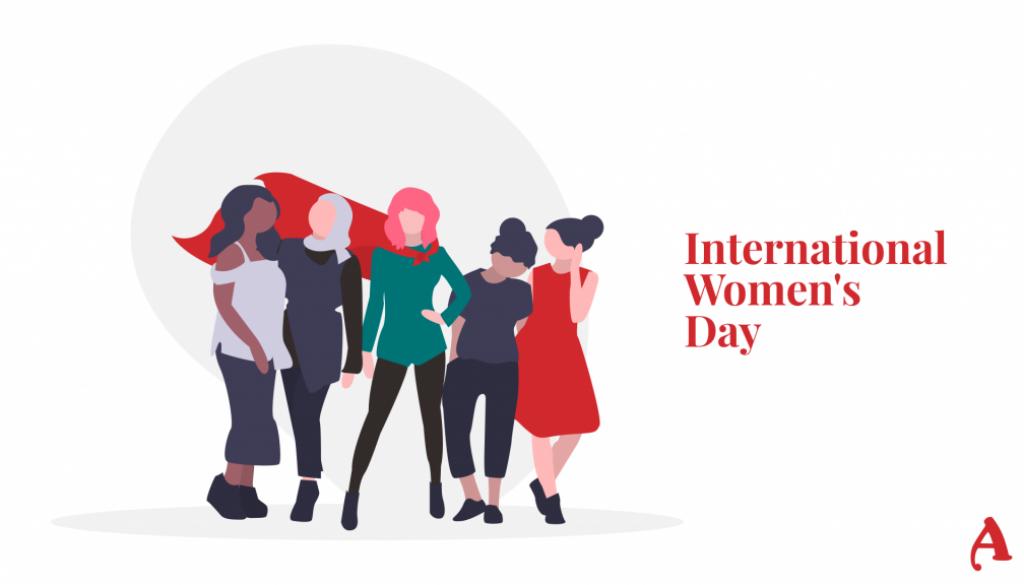International Woman Day Web
