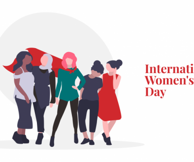 International Woman Day Web