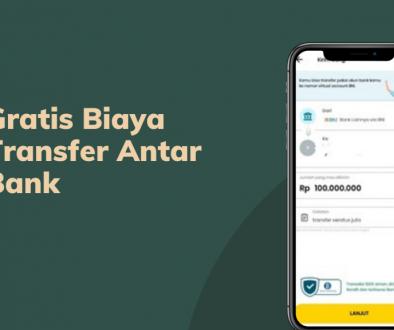 Gratis Biaya Transfer Antar Bank