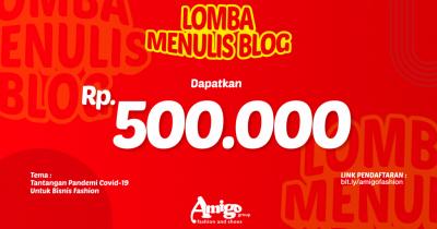 lomba blog 2021